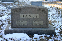 Helen Parker <I>Pearce</I> Haney