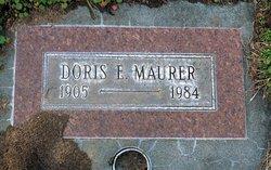 Doris Ethel <I>Fassett</I> Maurer