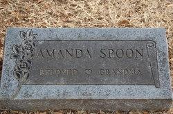 """Amanda """"Mandy"""" <I>Casey</I> Spoon"""