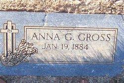 Anna Gertrude Gross