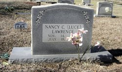 Nancy Carrol <I>Luce</I> Lawrence