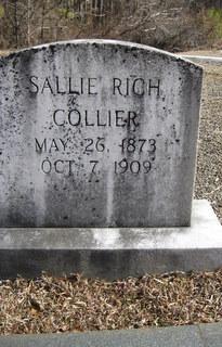 Sallie Loura <I>Rich</I> Collier
