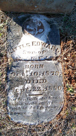 """Edward """"Little Edward"""" Unknown"""