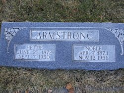 Noble Armstrong