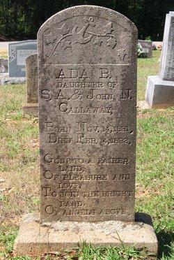 Ada B. Callaway