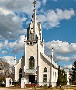Saint Joseph Catholic Churchyard