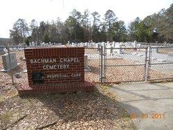 Bachman Chapel Lutheran Church Cemetery