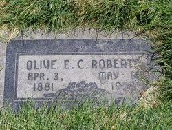 Olive Elizabeth <I>Corbridge</I> Roberts
