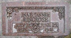Ina Eugenia <I>Tanner</I> Ringrose