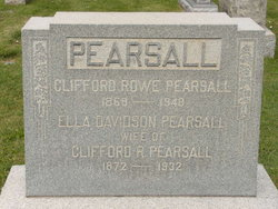 Clifford Rowe Pearsall