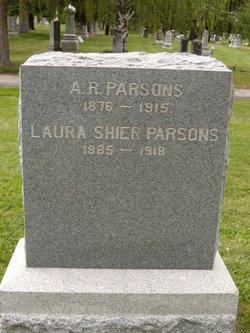 Laura <I>Shier</I> Parsons