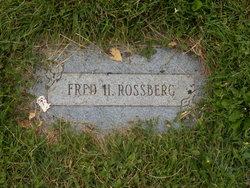"Frederick Herman ""Fred"" Rossberg"