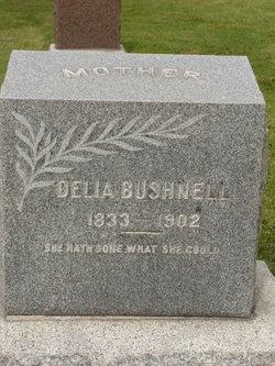 Delia <I>Dayton</I> Bushnell