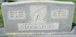 Dallas Horace Stooksbury