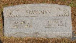 Oscar R Sparkman
