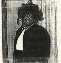Bessie Lou <I>Hanson</I> Curtis