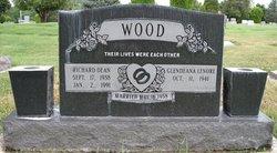 "Richard Dean ""Woody"" Wood"