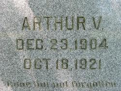 Arthur Vernette Love