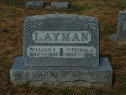 William Henry Layman