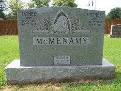 Anna C. <I>Birkemeier</I> McMenamy