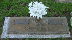 Lettie Pearl <I>Nolan</I> Champion