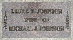 Laura Meda <I>Butterfield</I> Johnson