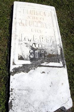 Louisa P. Cummings