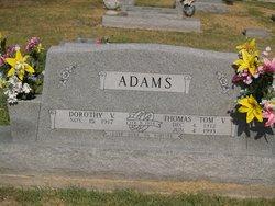 """Thomas V. """"Tom"""" Adams"""