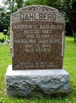 Andrew Gustaf Dahlberg