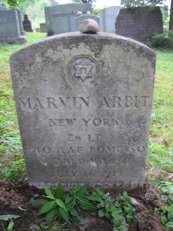 Lieut Marvin Arbit
