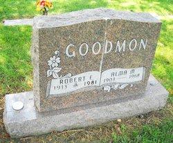 Alma M Goodmon