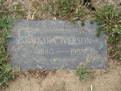 Clara Anara <I>Jensen</I> Iverson