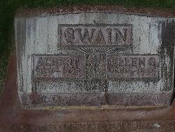 Elizabeth Ellen <I>Gee</I> Swain