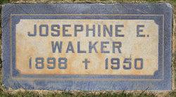 Josephine E <I>Crippa</I> Walker