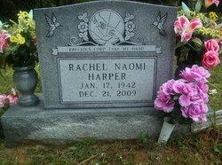 Rachel Naomi Harper