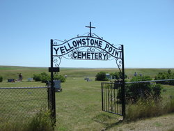 Yellowstone Point Cemetery