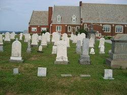 Saint John's Burrys Church Cemetery