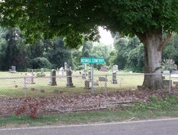 Bicknell Chapel Cemetery