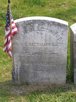 Pvt William H. Blackwood