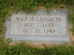William T McLaughlin