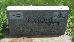 Eva L. <I>Locy</I> Groshong