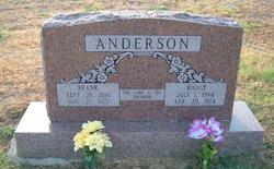 Frank Hagen Anderson