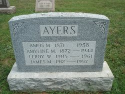 "Amyline ""Emma"" <I>McCormick</I> Ayers"