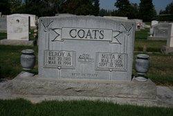 Elroy Allen Coats, Sr.
