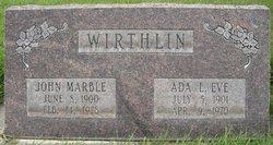 Ada Lillian <I>Eve</I> Wirthlin
