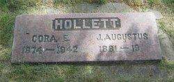 "Johnson Augustus ""Gus"" Hollett"