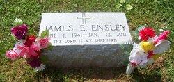 "James Edward ""Tex, Red, Jim"" Ensley"