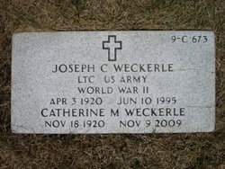 Catherine M Weckerle