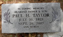 Paul H. Taylor