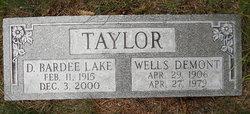Wells Demont Taylor